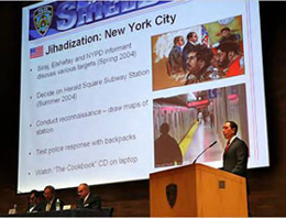 New York City Police Report Explores Homegrown Terrorism