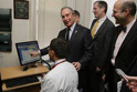 MAYOR BLOOMBERG AND COMMISSIONER FRIEDEN UNVEIL STATE-OF-THE-ART ELECTRONIC HEALTH RECORD TECHNOLOGY
