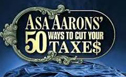 Asa Aarons' 50 Ways To Cut Your Taxes - photo WNBC.com